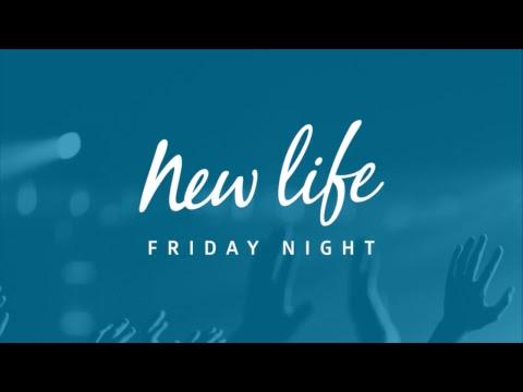 Jon Egan at New Life Friday Night
