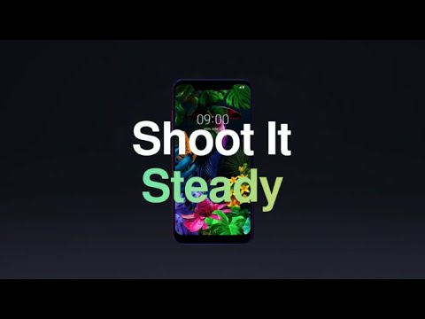 LG G8S ThinQ Feature Video: Steady Cam