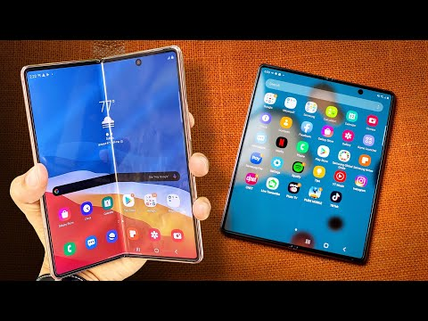 Samsung Galaxy Z Fold 3 extensively leaked