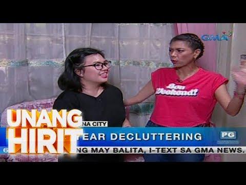 Unang Hirit: 'KonMari method,' sikat na uri ng pag-organize ng kalat
