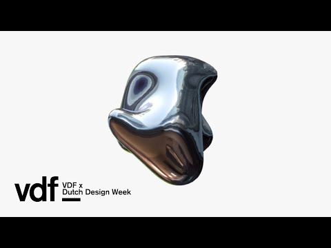 Joseph Grima, Kiki van Eijk and Martijn Paulen join VDF for Dutch Design Week live talk