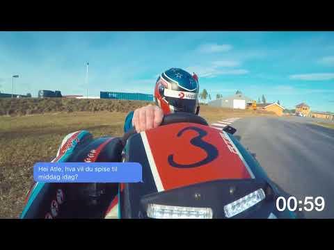 Driving experience - Vision Zero - Episode 6: Gokart og tekstmelding
