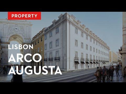 Baixa - Arco Augusta - Lisbon Property for Sale