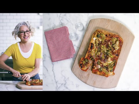 Antipasto Platter Pizza - Everyday Food with Sarah Carey
