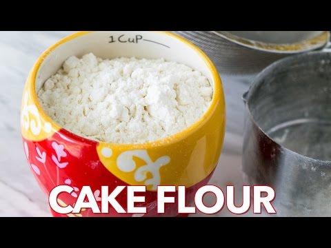 Quick Tip: How To Make Cake Flour - Natashas Kitchen - UC-pC1xsFPzcrL09DaW4jlBA