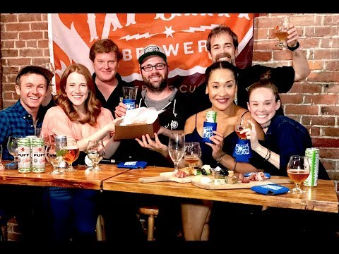 Broadway Brews Project, Waitress: Let's meet the Team! (Happy Hour Guys #346)