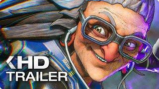 BLEEDING EDGE Trailer (2020)