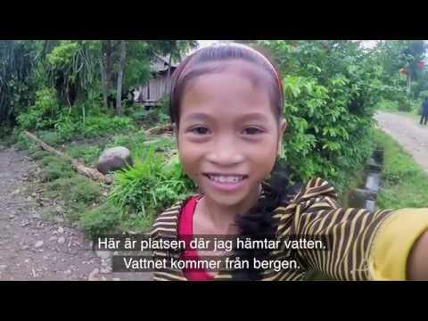 Xhin, fadderbarn i Vietnam - Plan International