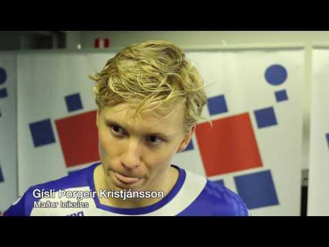 U18 EM Ísland   Þýskaland
