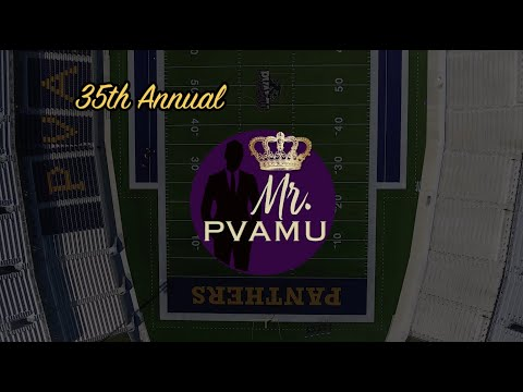 35th Annual Mister Prairie View A&M University Scholarship Pageant