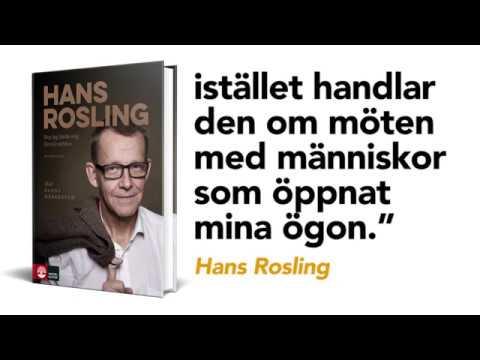 """Hans Roslings självbiografi """"Hur jag lärde mig förstå världen"""""""