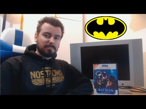 BATMAN RETURNS (Master System) - La chusma de Gotham City en 8 bits