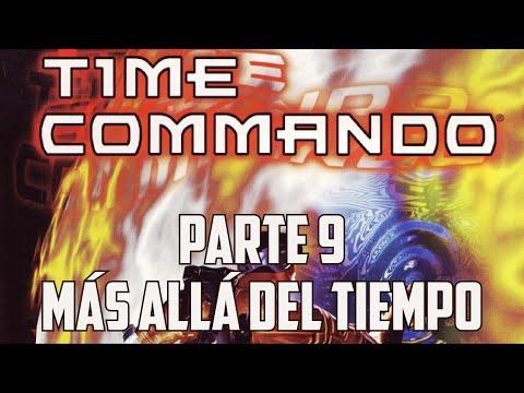 Time Commando (1996) - PC - Fase 9 Más allá del tiempo