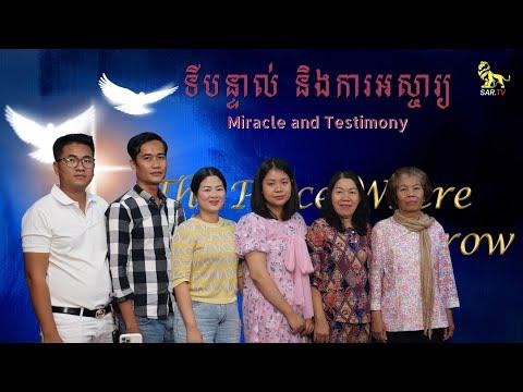 Testimony & Miracle  12 February 2021 (Live)