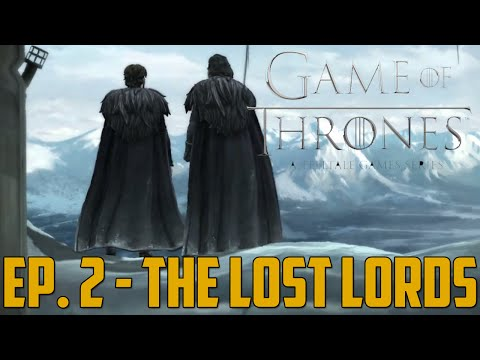 "Game of Thrones - Ep. 2 ""The Lost Lords"" Complete Gameplay Walkthrough - default"
