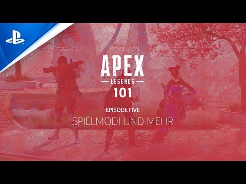 Apex Legends 101 Episode Five: Spielmodi und mehr | PS4, deutsch