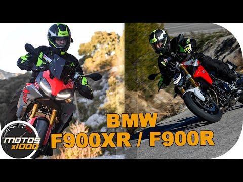 BMW F900R y F900XR Primera toma de Contacto   Motosx1000