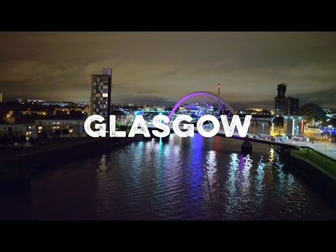 City Snapshot:  Glasgow in Summer