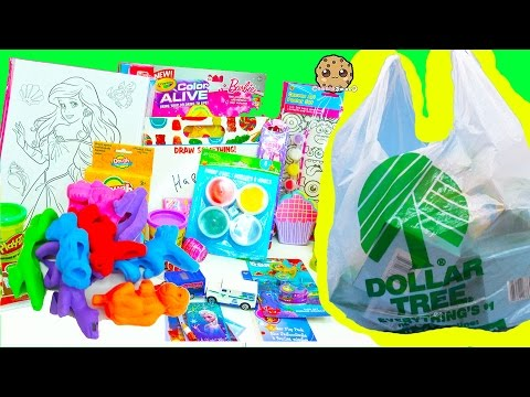 Super Dollar Tree Store Haul - $1 Toys + Crafts from Disney Pixar Finding Dory, Playdoh - UCelMeixAOTs2OQAAi9wU8-g