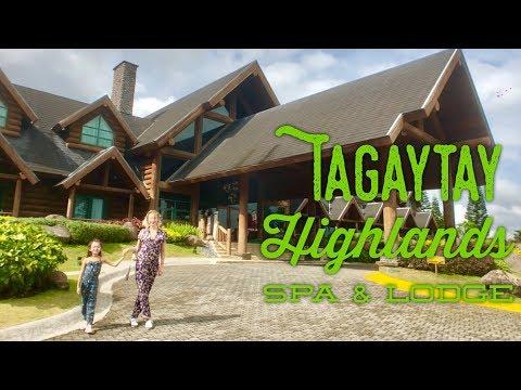 Tagaytay Highlands Spa & Lodge Getaway Tour | Balay Dako | Josephine Restaurant