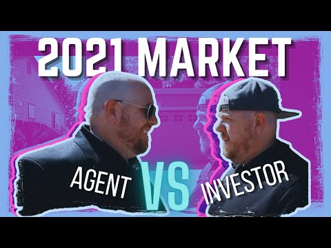 Real Estate Agent vs. Investor   Who Came Out On Top in 2021?