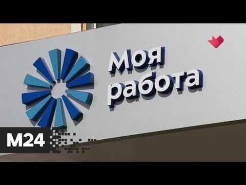 """""""Это наш город"""": центр занятости """"Моя работа"""" трудоустроил более 5 тыс москвичей - Москва 24 photo"""