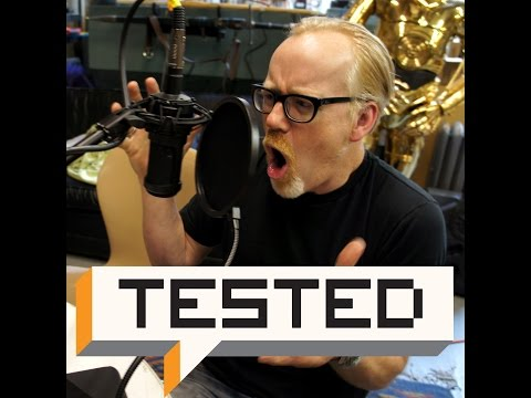 Guardians of the Galaxy SPOILERCAST - The Adam Savage Project - 9/30/2014 - UCiDJtJKMICpb9B1qf7qjEOA