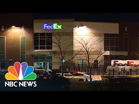 Families Grieve 8 people Killed at FedEx Facility | NBC Nightly News