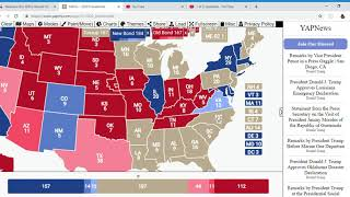 New bond vs old bond election map