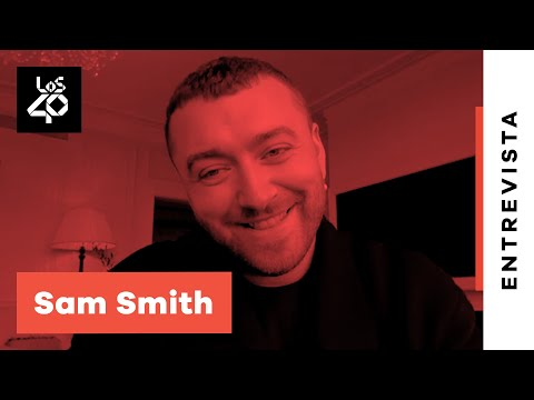 "Entrevista a SAM SMITH: ""Con 'TO DIE FOR' sentía que estaba EQUIVOCADX"" 