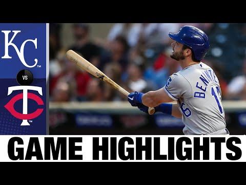 Royals vs. Twins Game Highlights (9/10/21) | MLB Highlights