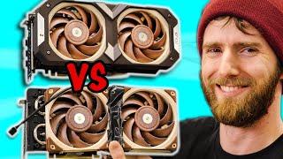 Real Noctua GPU vs Redneck Engineering My Own