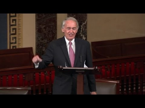 Markey: GOP bill 'health care heartlessness'