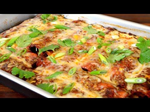 Homemade Chicken Enchiladas Recipe   REAL Chicken Enchiladas  Cooking With Carolyn - UCfverUzOfmQVaKkUwZV_lpQ