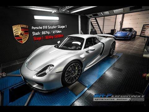 Porsche 918 Spyder Stage 1 By BR-Performance