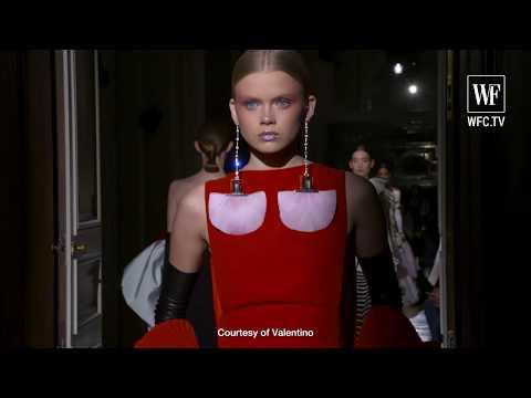 Valentino haute couture spring-summer 2020