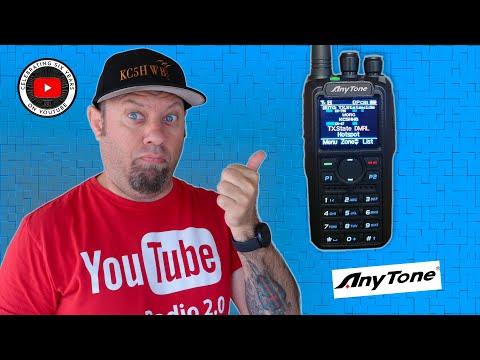 Anytone AT-D878UVII Plus - Best DMR Handheld Ham Radio 2021?