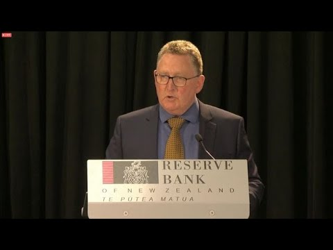 RBNZ Governor: Low Interest Rates Have Supported the Economy