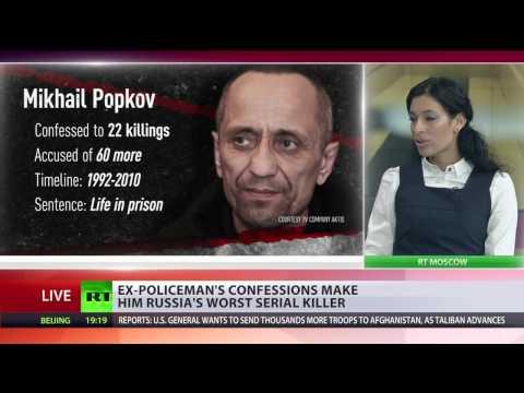 'Werewolf': Ex-cop confesses to murdering 82 women making him Russia's worst serial killer