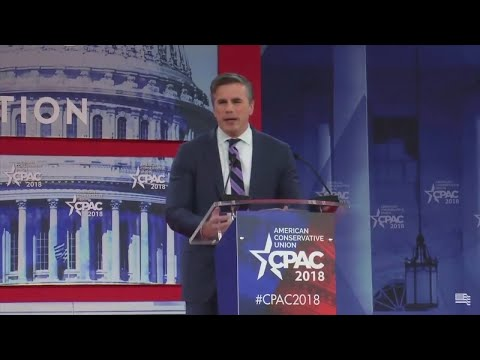 Tom Fitton @ #CPAC2018 'There IS Evidence of Clinton-FBI-Russia Collusion against Trump!'