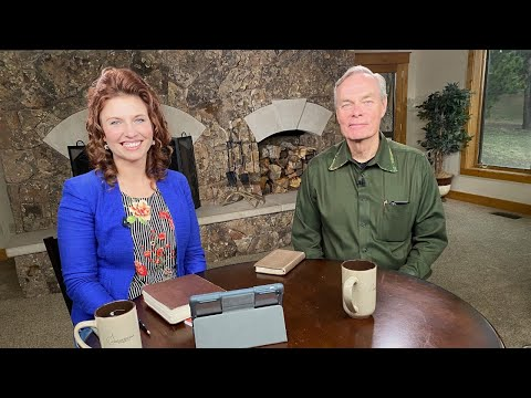 Charis Daily Live Bible Study: The Author and Finisher of our Faith - Andrew Wommack - June 23, 2020