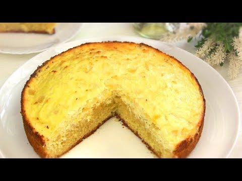Пирог «ПИНА КОЛАДА»/Очень Просто и Очень Вкусно!
