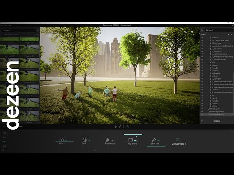 Twinmotion tutorial, tips and tricks | Redesign the World competition | Dezeen