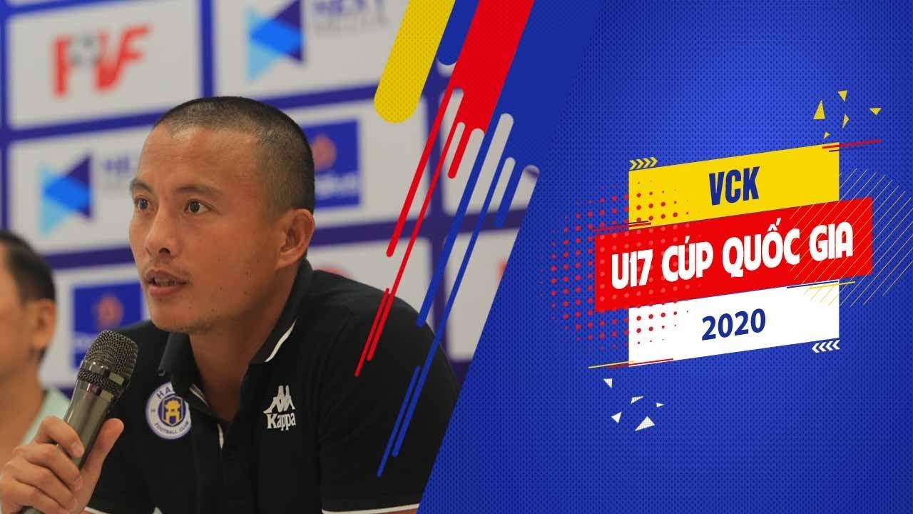 VCK U17 Cúp Quốc gia 2020 | Hoàng Anh Gia Lai đối đầu Hà Nội ở bảng tử thần | VFF Channel