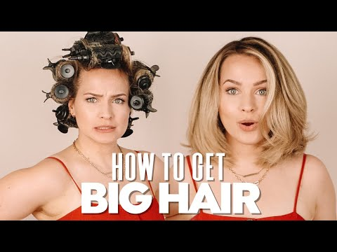 The BIGGEST hair of my life… Pro Blow Review – Kayley Melissa
