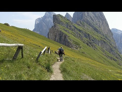 Rick Steves' Europe Preview: Austrian and Italian Alps