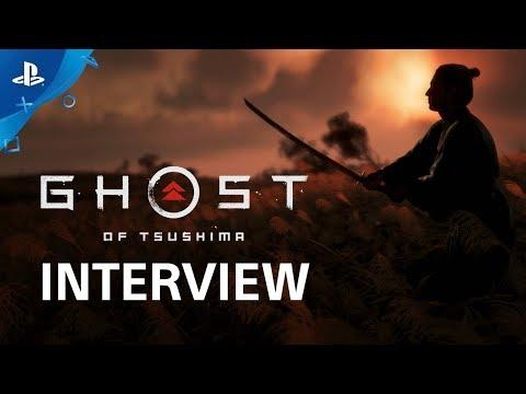 Ghost of Tsushima Interview | Details on Sucker Punch's Next Open World Adventure | PS4 - UCg_JwOXFtu3iEtbr4ttXm9g