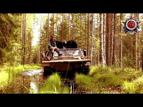 3 Day Expedition In The 5 Ton ATV (2019) Treasure Hunting