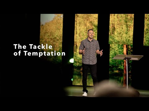 Gateway Church Live  The Tackle of Temptation by Pastor James Morris  April 11