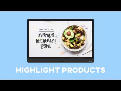 See how ScreenScape digital signage can work for you